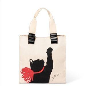 Milu Print Tote Handbag  Cat by Jason Wu Target